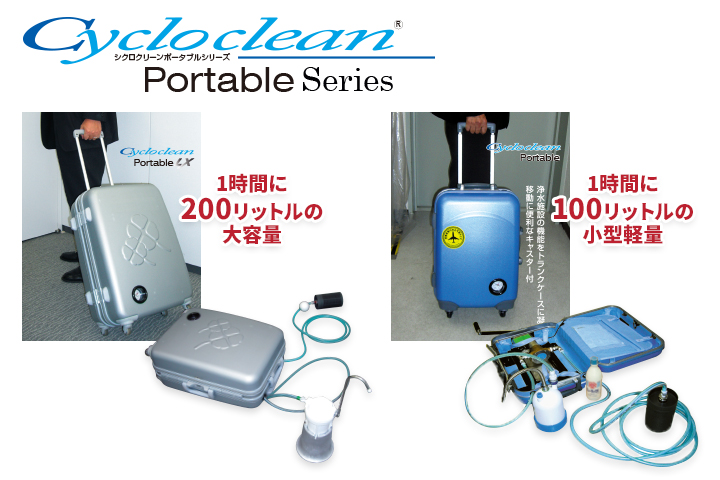 cycloclean_portable